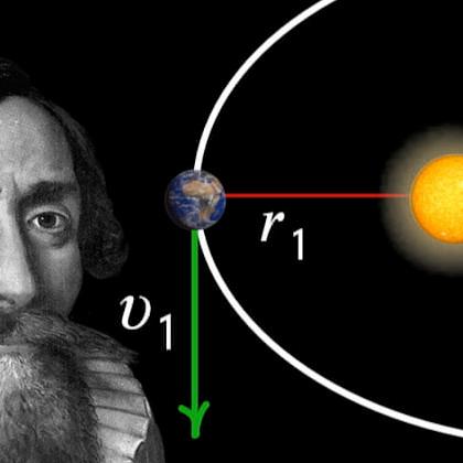 С какой скоростью движется Земля вокруг Солнца? Законы Кеплера
